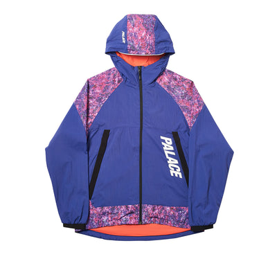 P-LITE RUN IT JACKET ULTRAMARINE