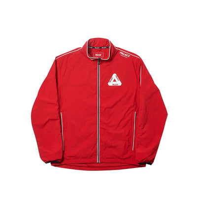 PIPE DOWN G SUIT JACKET RED / WHITE