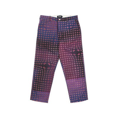 DOTS PLAIN PANT PURPLE
