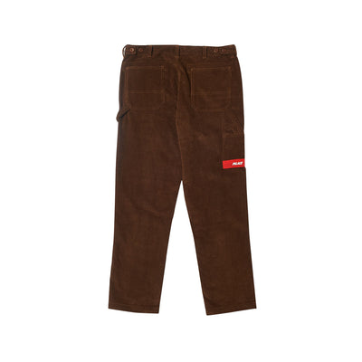 C-FATIGUE PANT BROWN