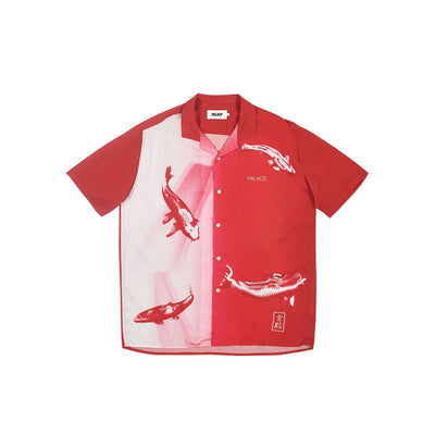 FISHY SHIRT RED