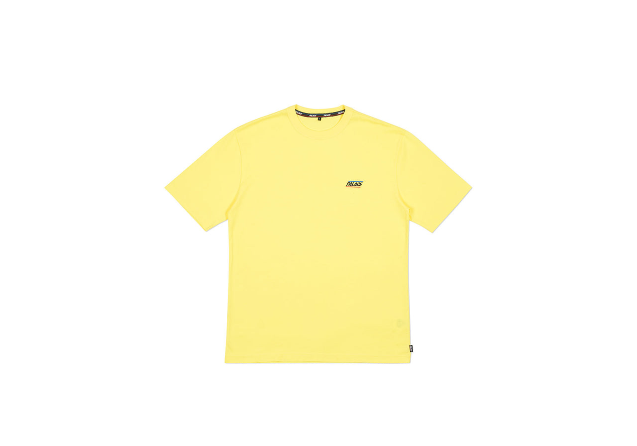 BASICALLY A T-SHIRT LIGHT YELLOW