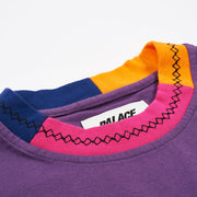 SPORTIF T-SHIRT PURPLE
