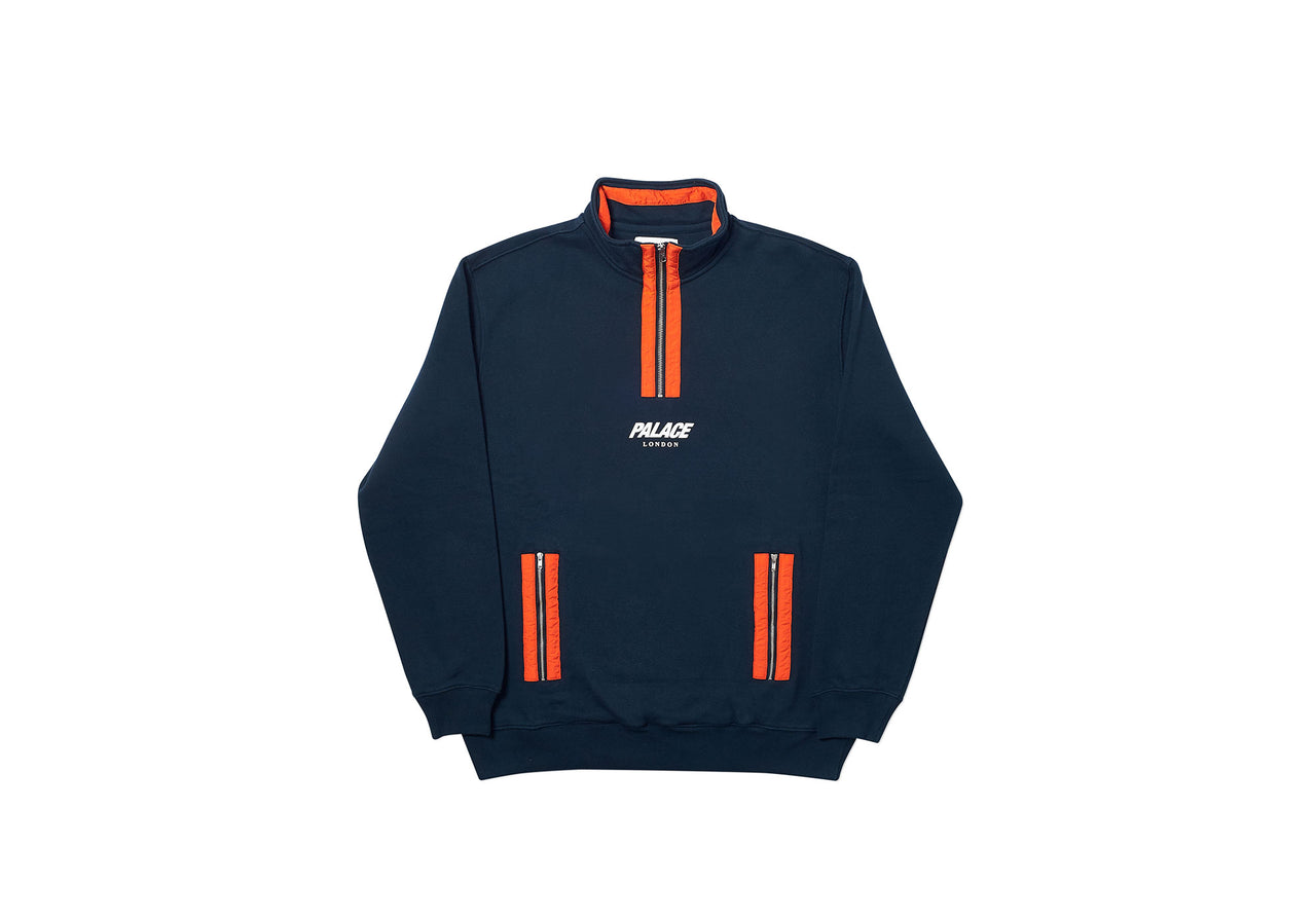 S-FUNNEL SWEAT NAVY