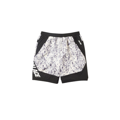 P-LITE RUN IT SHORT BLACK