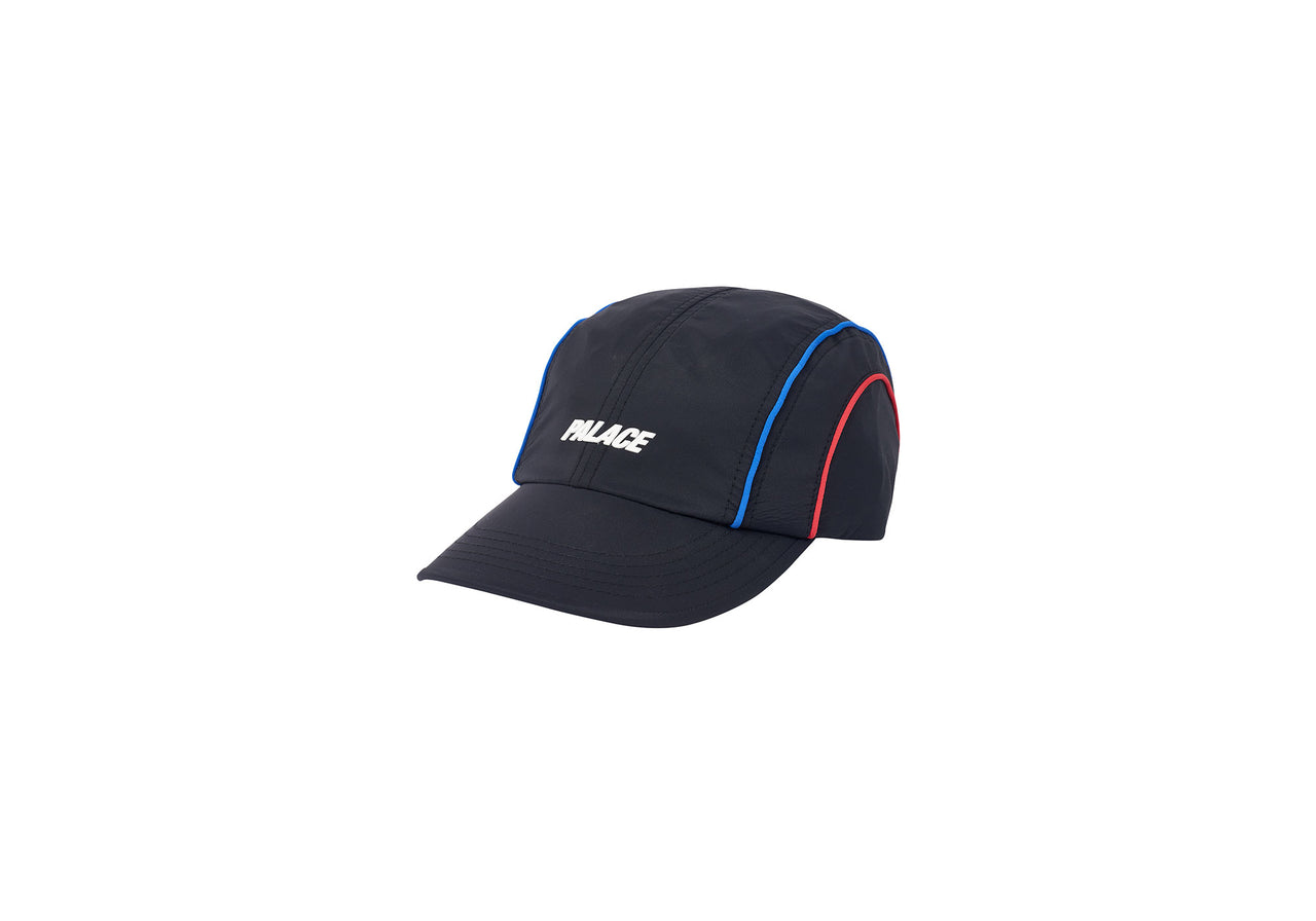 PIPELINE SHELL RUNNING HAT BLACK