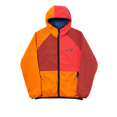 PAL-TEX REVERSIBLE JACKET RED / NAVY