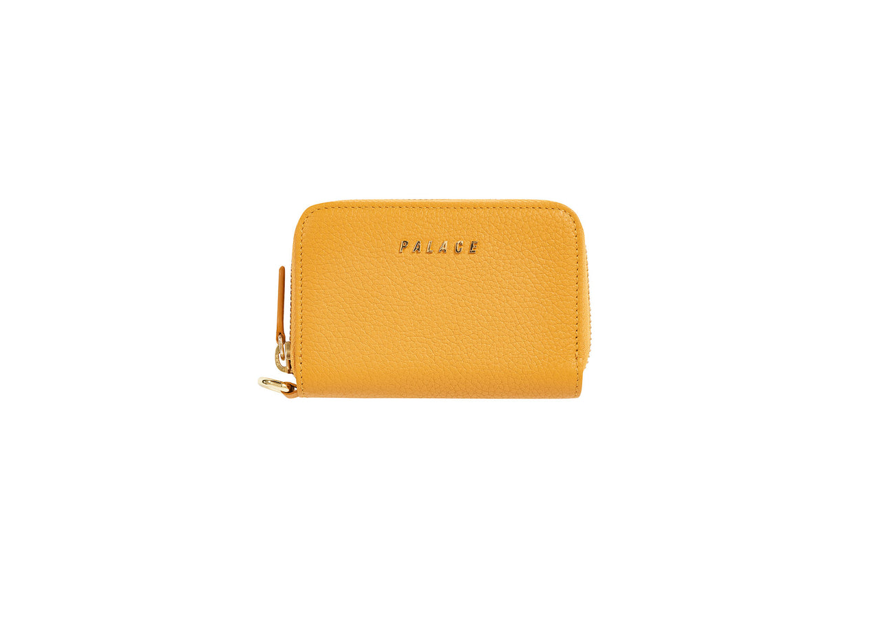 LEATHER WALLET YELLOW