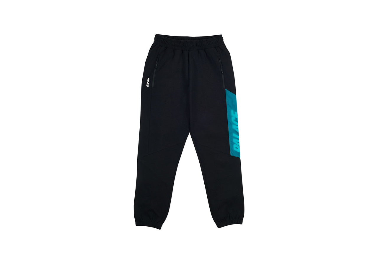 S-LAYER TRACK JOGGERS BLACK