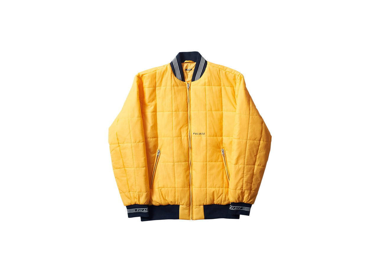 Q-BOMBER YELLOW
