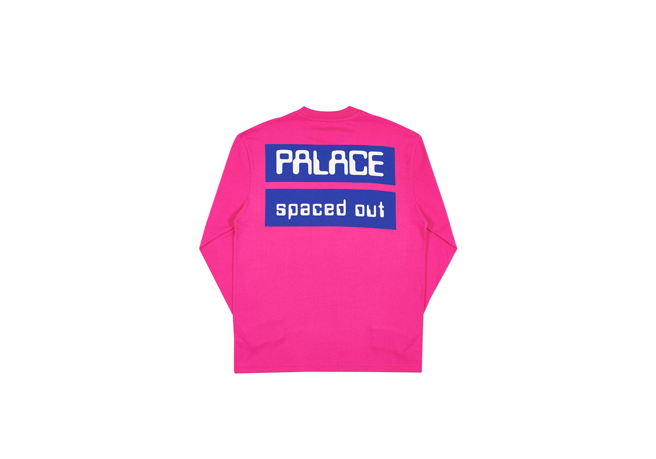 P-MOON LONGSLEEVE HOT PINK
