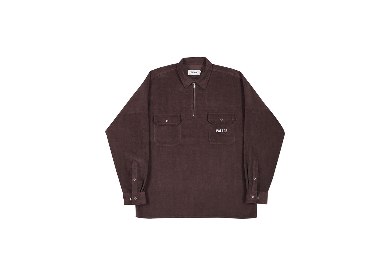 ROY SHIRT BROWN