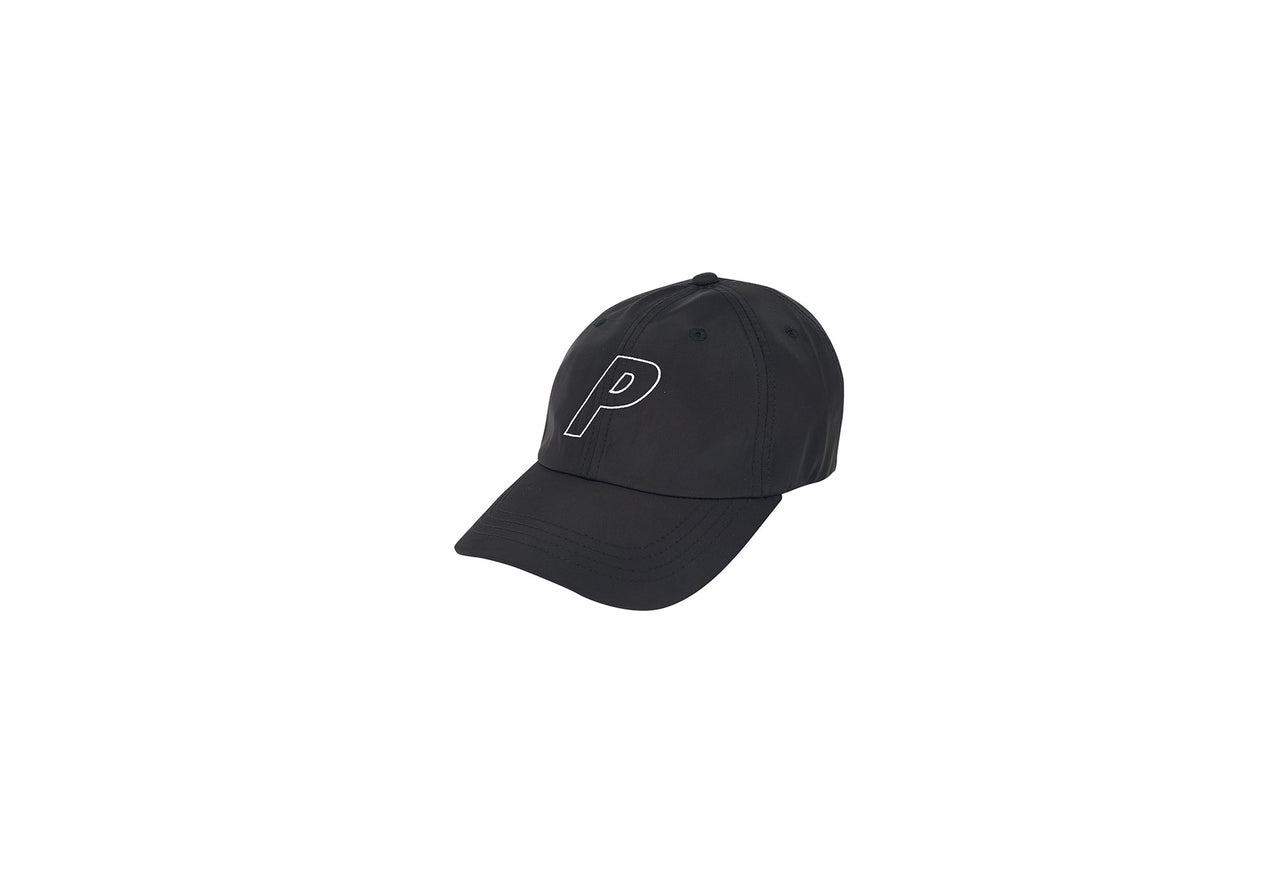 STRETCH YOUR SHELL P 6-PANEL BLACK