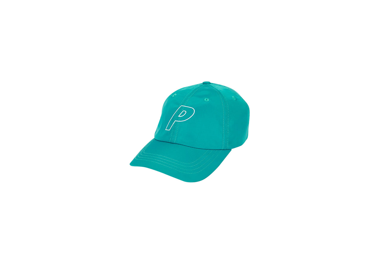 STRETCH YOUR SHELL P 6-PANEL GREEN