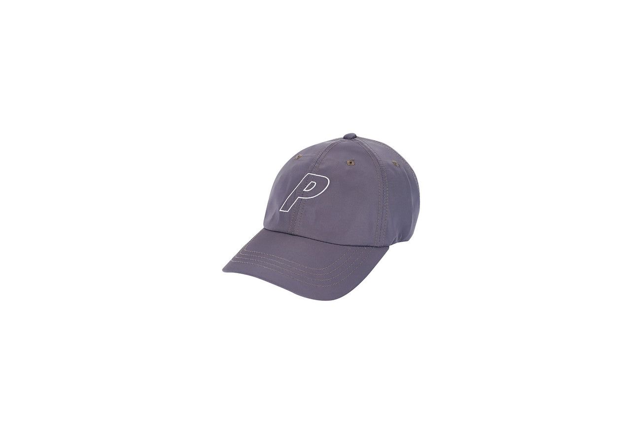 STRETCH YOUR SHELL P 6-PANEL GREY