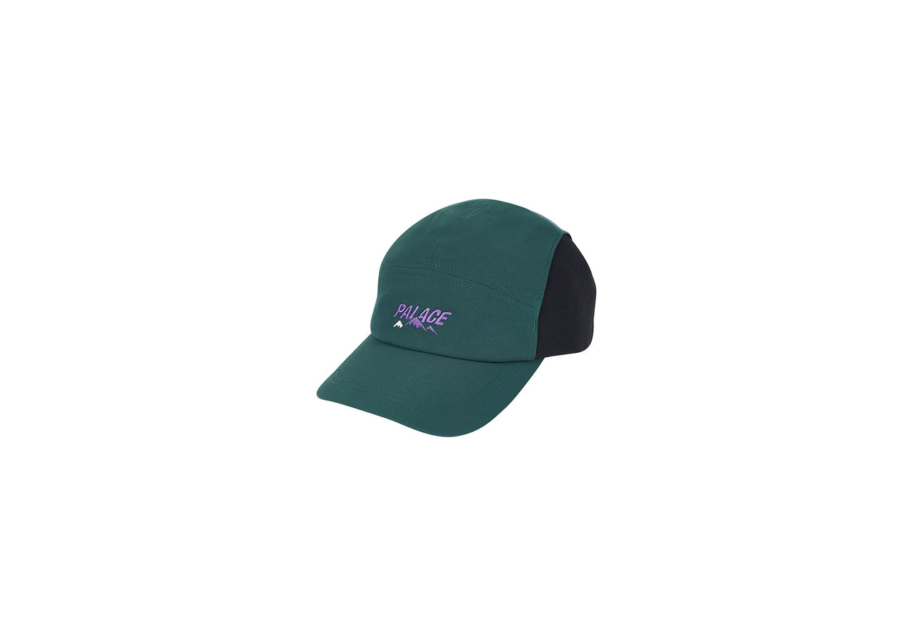 LEMME VENT SHELL RUNNING HAT GREEN