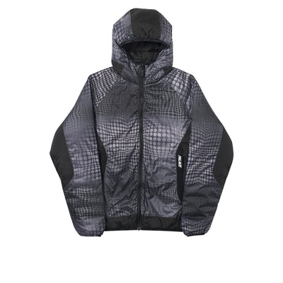 REVERSIBLE SPHERIE JACKET BLACK / SILVER