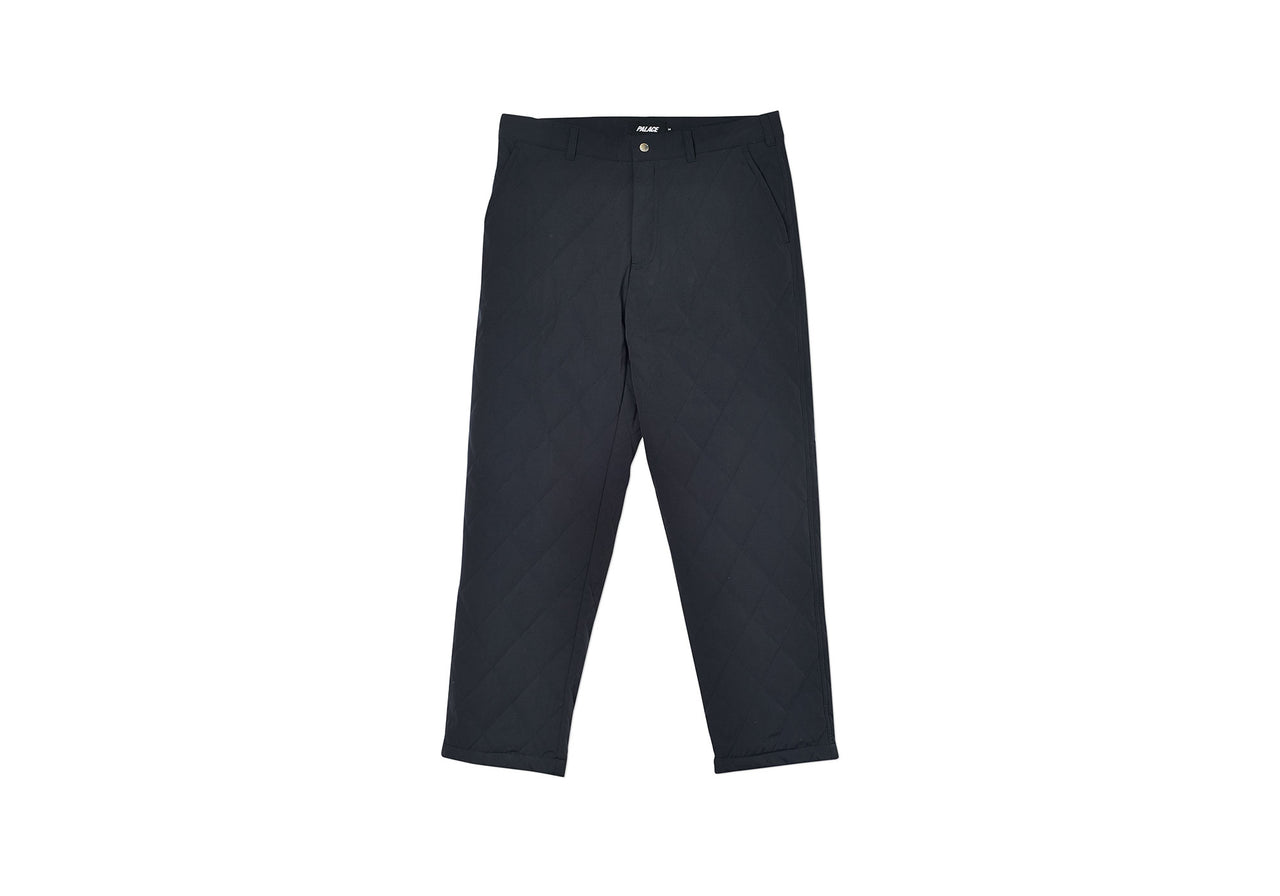 Q THINSULATE PANT CHARCOAL