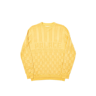 RAISER KNIT YELLOW