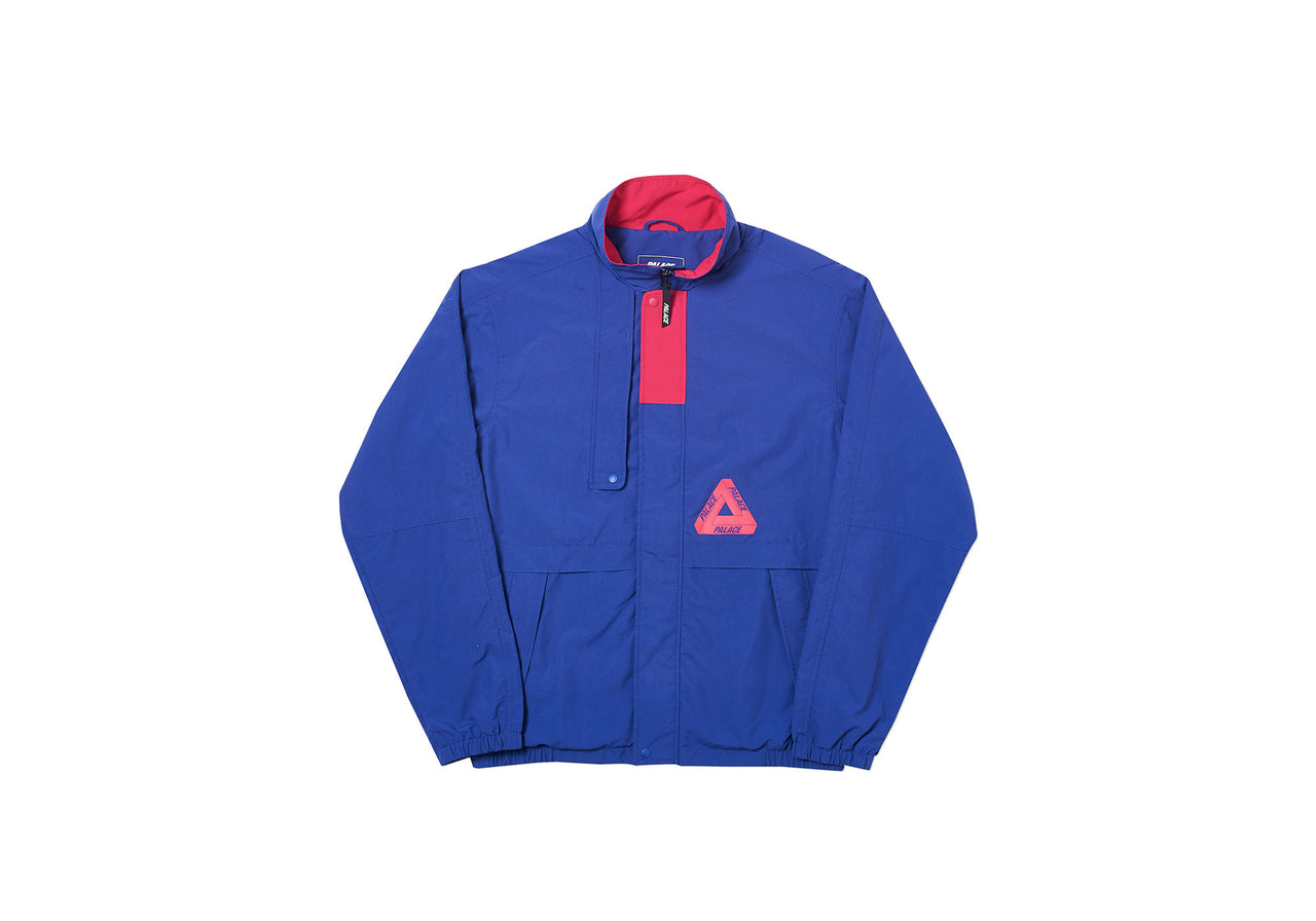 SUPPLEX SHELL JACKET BLUE / CAYENNE