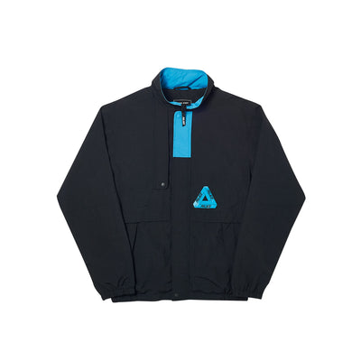 SUPPLEX SHELL JACKET BLACK / BLUE