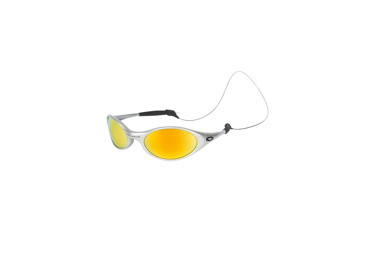 OAKLEY PALACE EYEJACKET SILVER / FIRE