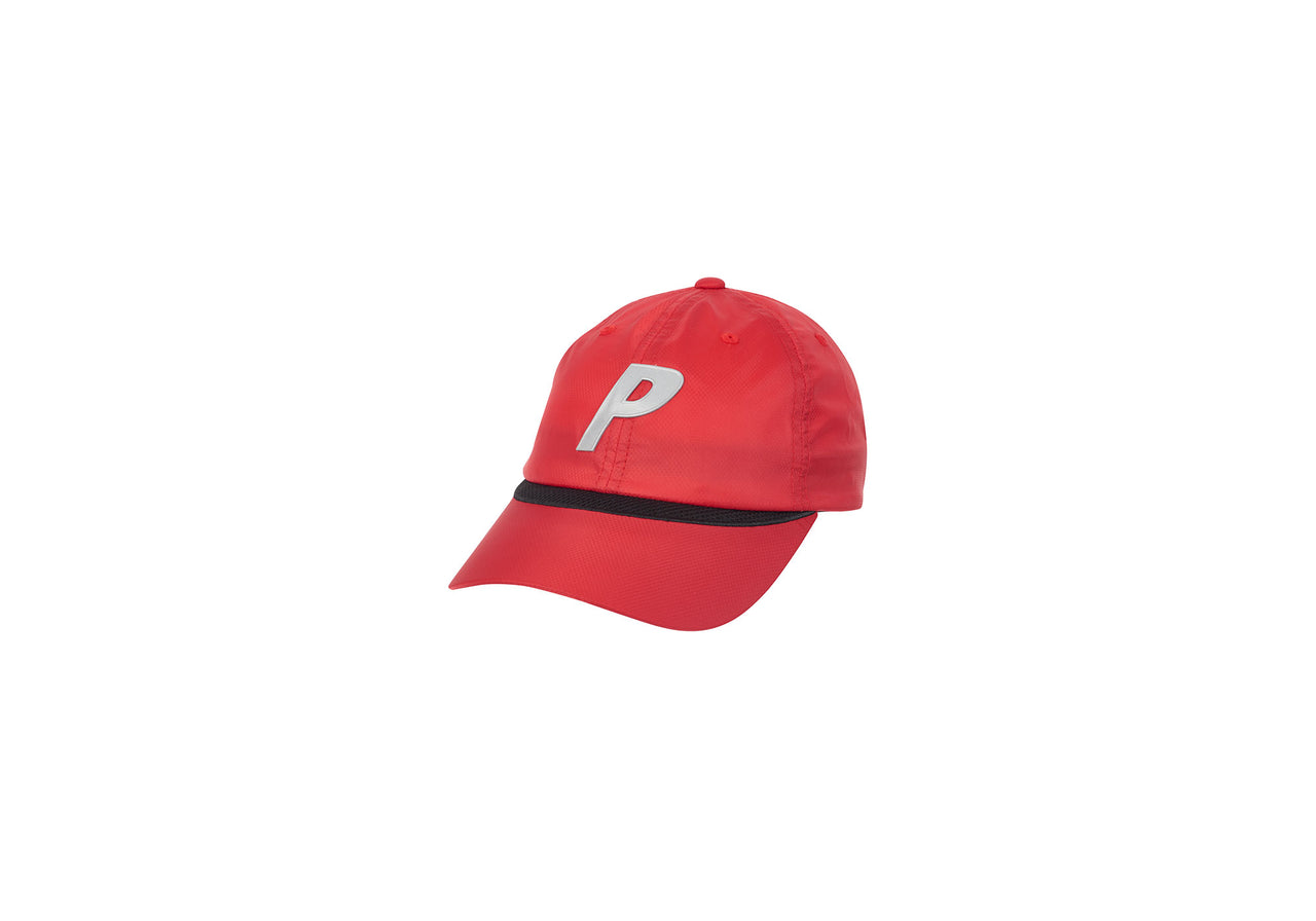 AIR & VISION SHELL 6-PANEL RED