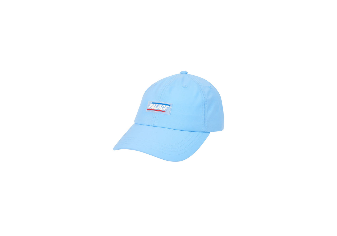 BASICALLY A SPORTS SHELL 6-PANEL BLUE
