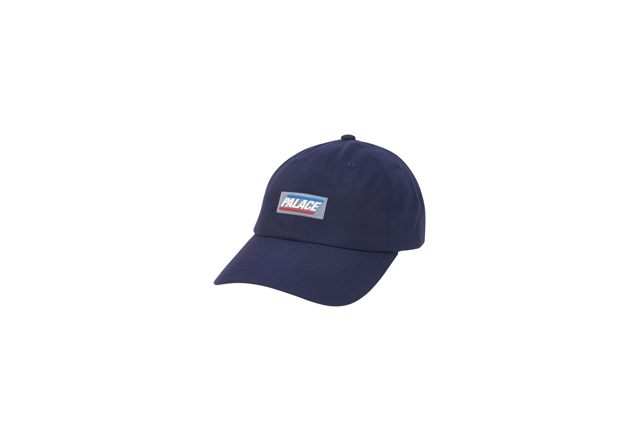 BASICALLY A SPORTS SHELL 6-PANEL NAVY