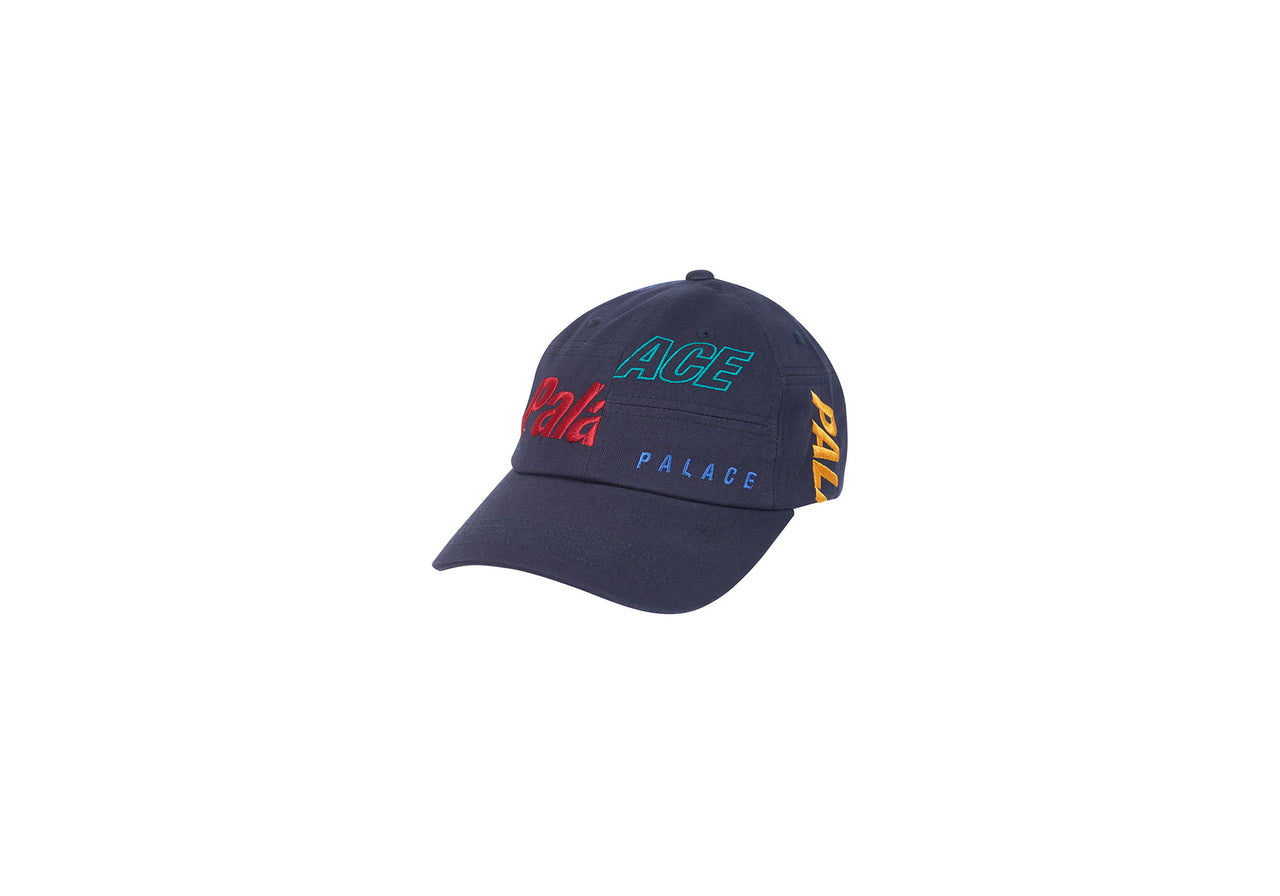 PATCH PANEL 6-PANEL NAVY