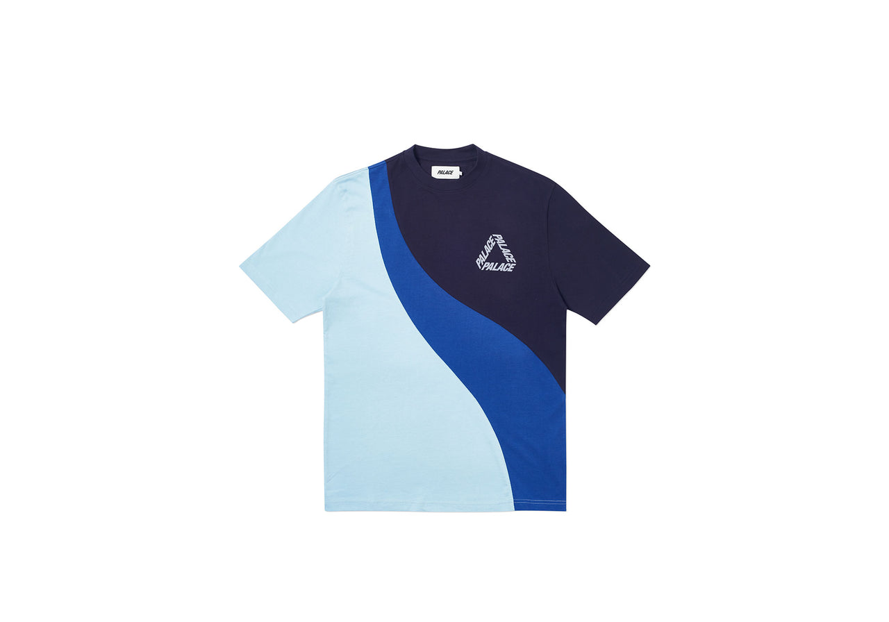 SPLITTER TRI T-SHIRT NAVY