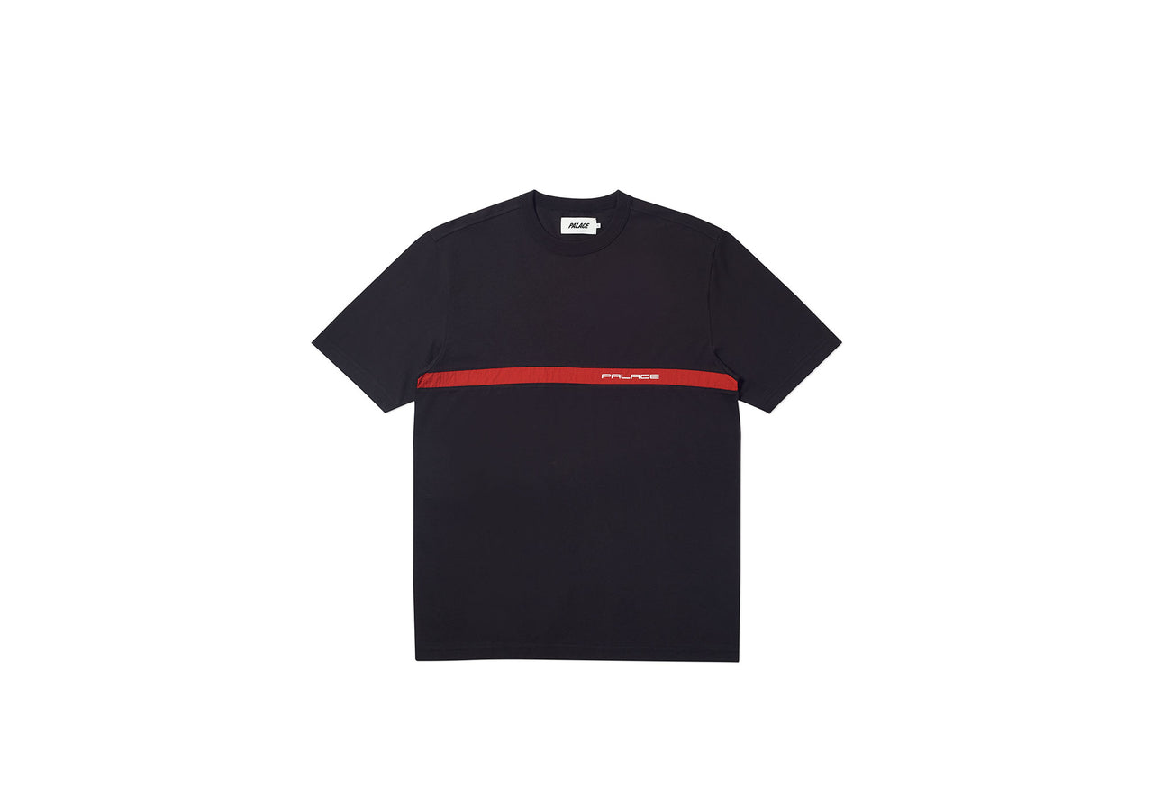 SP SHELL T-SHIRT BLACK