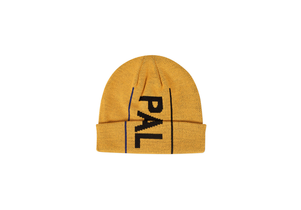 ONE UP BEANIE YELLOW