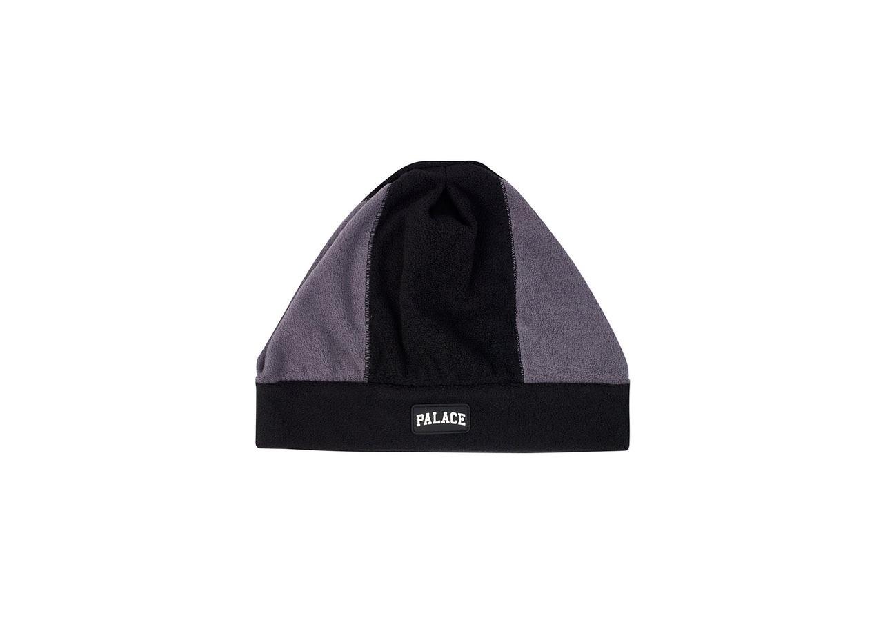 PAL FLEECE BEANIE BLACK / GREY