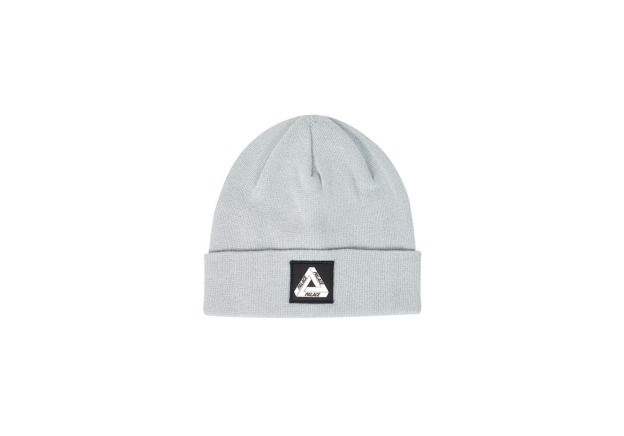 PATCH BEANIE GREY