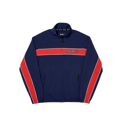 RACER SHELL JACKET NAVY