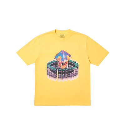 PEGYPT T-SHIRT YELLOW