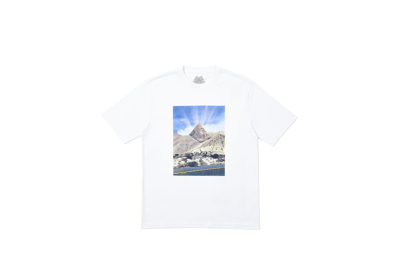 P-SPRANG T-SHIRT WHITE