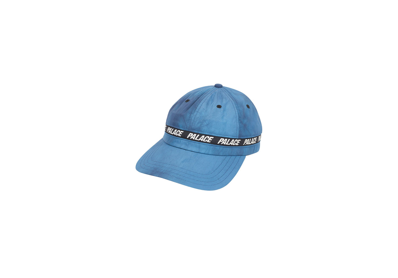 TOP OFF SHELL 6-PANEL BLUE