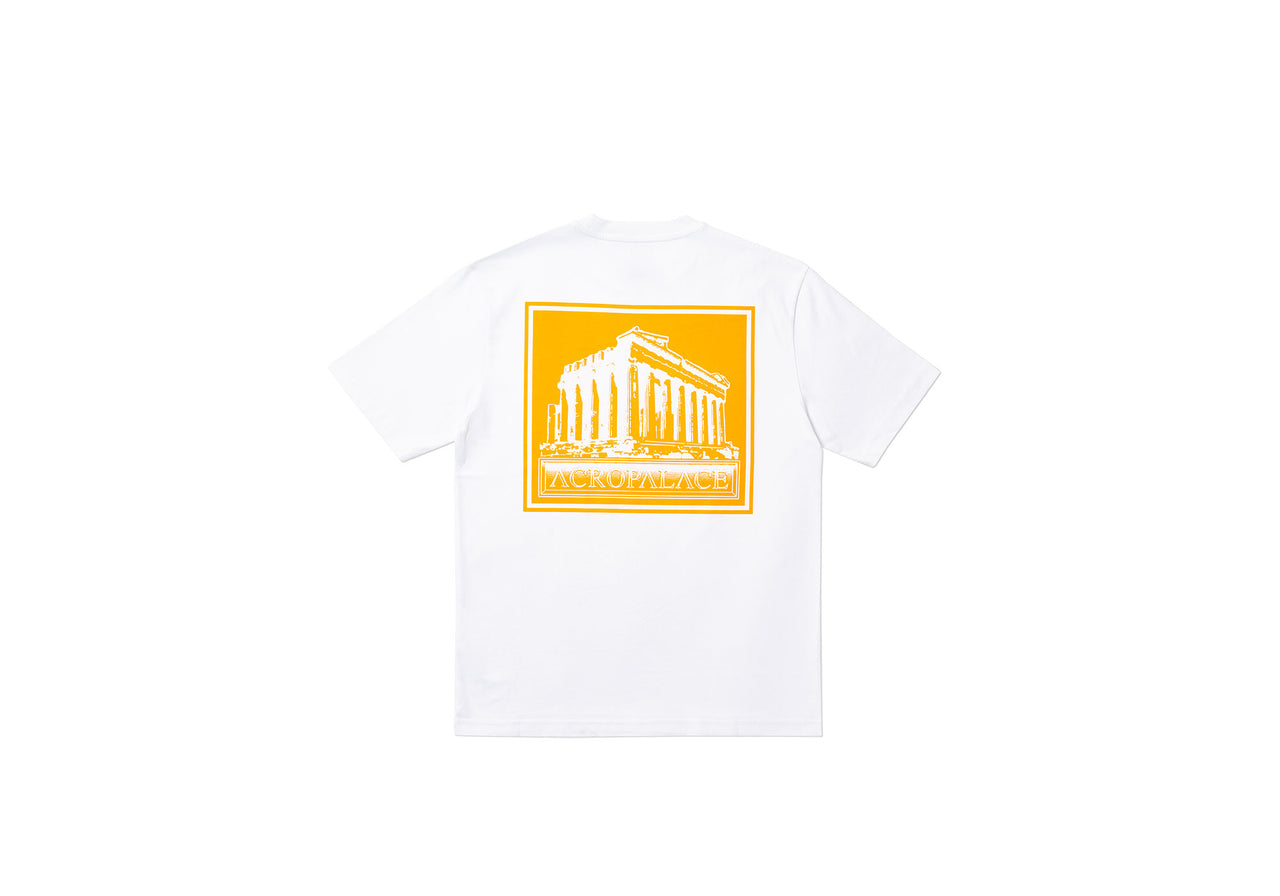 ACROPALACE T-SHIRT WHITE