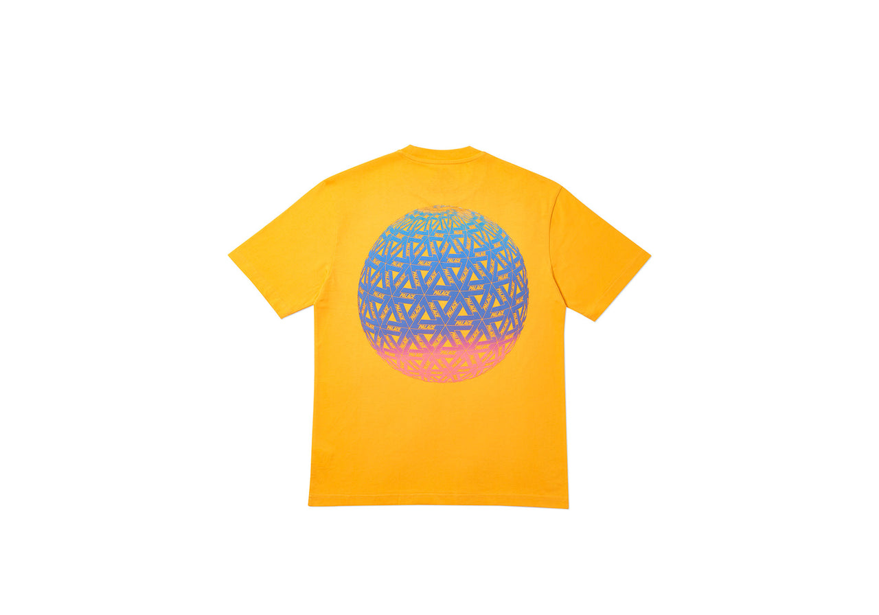 GLOBULAR T-SHIRT YELLOW