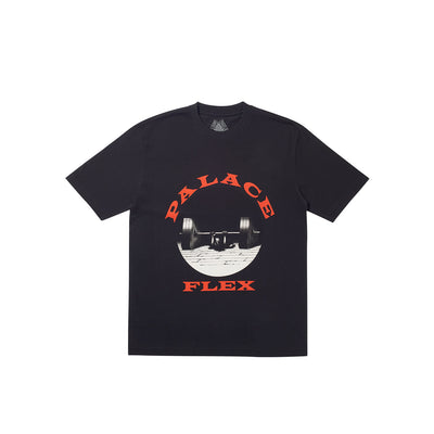 P-FLEX T-SHIRT BLACK