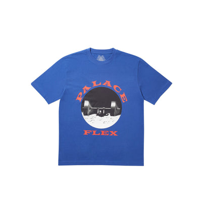 P-FLEX T-SHIRT BLUE