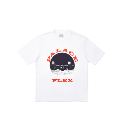 P-FLEX T-SHIRT WHITE