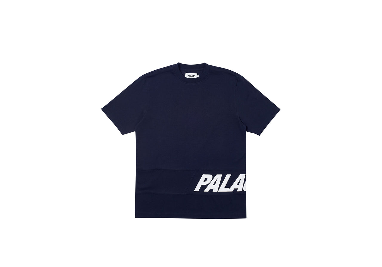 SIDE T-SHIRT NAVY