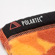POLARTEC LAZER NECK WARMER FIRE CAMO