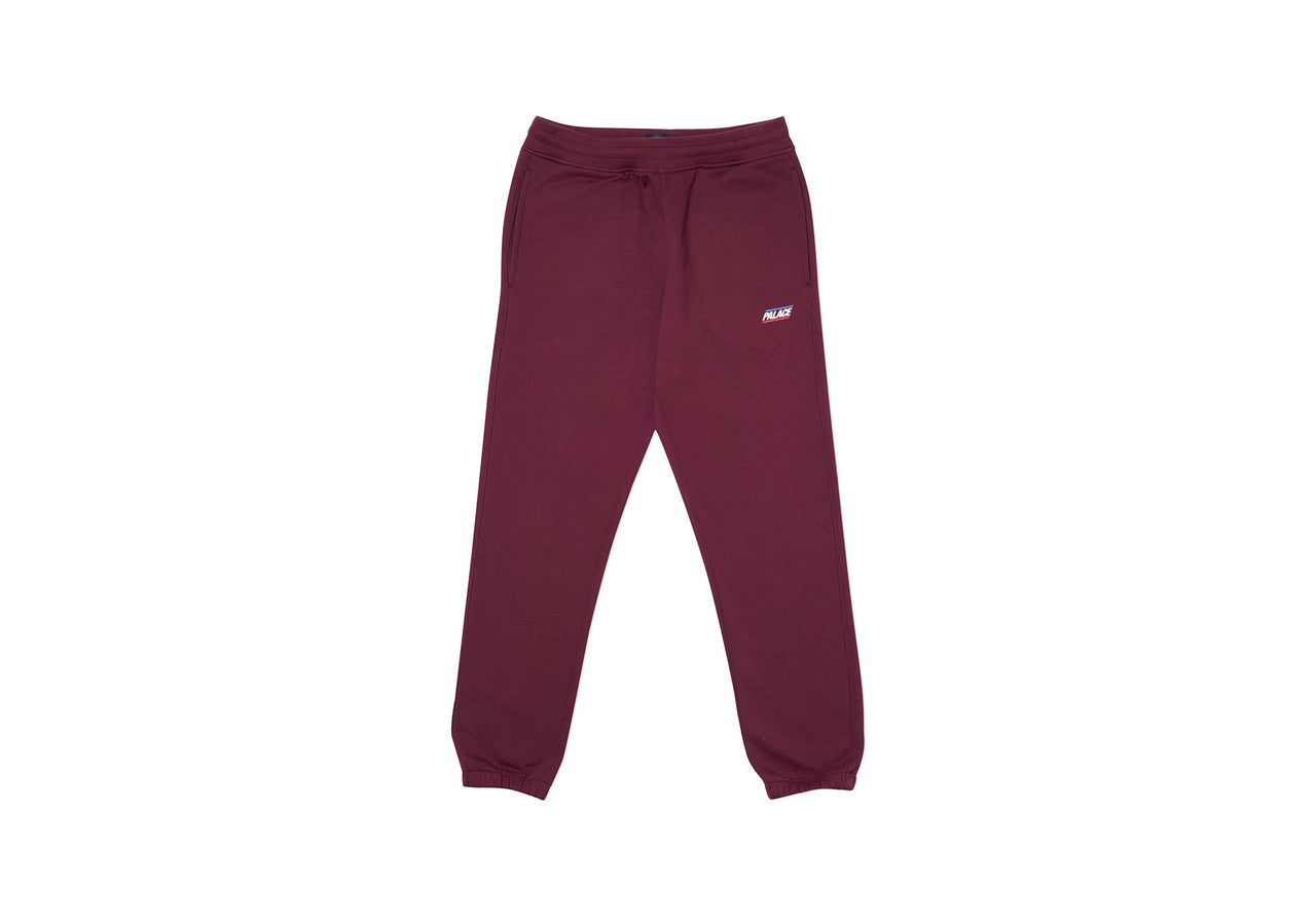 BASICALLY A JOGGER BURGUNDY