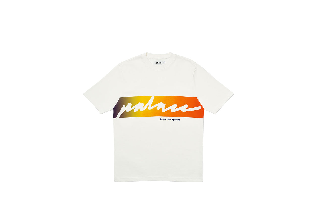 CATCH DAS FADE T-SHIRT WHITE