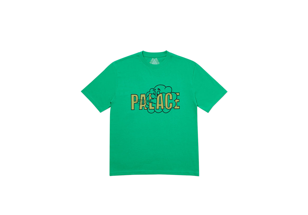 FALL-T T-SHIRT GREEN