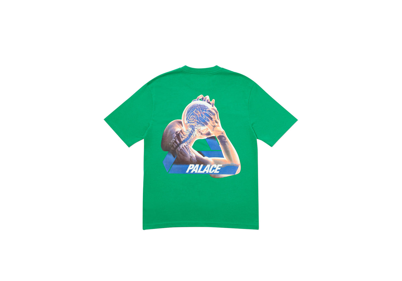 TRI-GAINE T-SHIRT GREEN